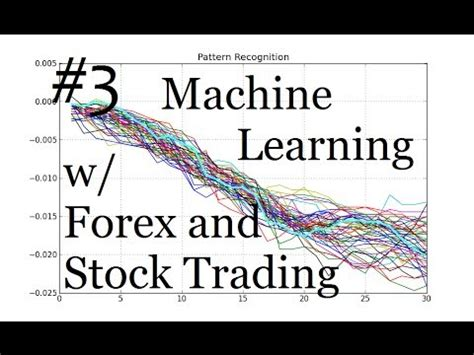 pattern recognition and machine learning conferences machine learning and pattern recognition for stocks and