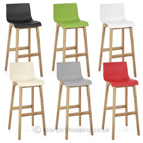 chaise de bar bois chaise de bar drift r 233 sine bois monde du tabouret