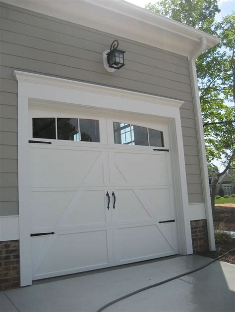 garage appealing garage door trim design decorative