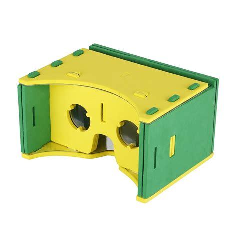 Sale Cardboard Reality For Smartphone diy cardboard vr reality viewer kit 2 0 imax 3d