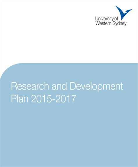 research and development plan template 6 research plan sles templates sle templates