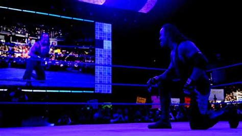 Minifig World Entertainment The Rock Undertaker celebrates undertaker s 25 years fan tribute on india