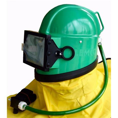 Helmet Clemco Apollo 100 apollo 100 supplied air respirator profesional絆s