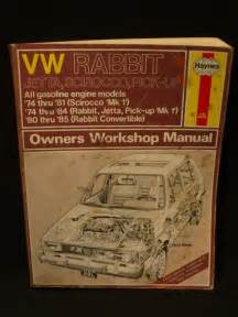 service manual best car repair manuals 1985 volkswagen cabriolet security system 1985 vw buy vintage 1985 haynes 1974 1985 vw rabbit sirocco pick up car repair manual book motorcycle