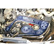 Mercedes Benz W203 Poly V Belt Replacement  2001 2007 C230 C280