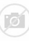 Pretty preteen school girl model sitting on a playground slide.