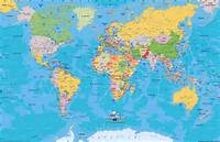 World Map See Details From Andreawodtkewordpresscom