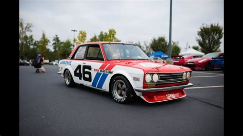 datsun bre 510 datsun 510 bre race car festivals of speed avalon
