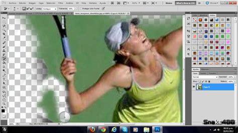 tutorial quitar fondo photoshop cs3 eliminar borrar cambiar quitar un fondo de una imagen