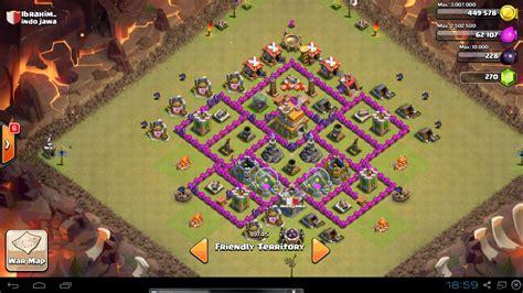 coc level 7 war base coc th 7 base myideasbedroom com