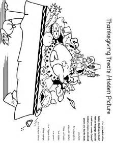 Search Locate Thanksgiving Search And Find Coloring Page Crayola