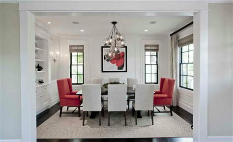 red black and white room embrace a red black and white dining room design fornerlavoy