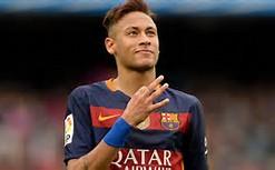 Neymar Jr Barcelona 2016