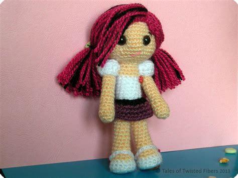 amigurumi patterns doll free amy the amigurumi doll free pattern tales of twisted fibers