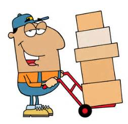 stock clipart moving therhinoden home of all things