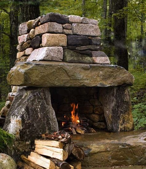 outdoor fireplace chimney design best 25 outdoor fireplace designs ideas on