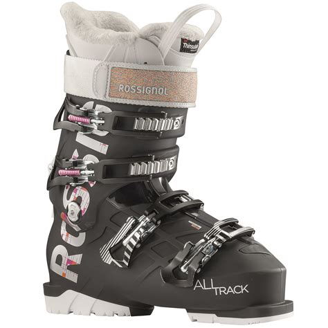 rossignol ski boots rossignol temptation 77 skis saphir 110 bindings