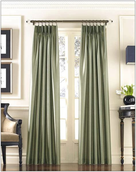 making pleated drapes how to make pinch pleat curtains furniture ideas