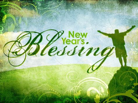 sermon for sunday of the new year new years blessing powerpoint sermon church new year