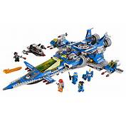 In Addition To The LEGO Movie Benny Figure Set Also Includes Four
