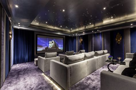 On Call Room by The Cinema Room For The Home Mille Couleurs