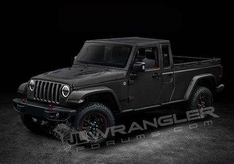our 2019 jeep jt info and preview images
