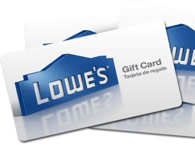 Win Gift Cards For Surveys - www lowes com survey win 5 000 lowe s gift card in the lowe s customer