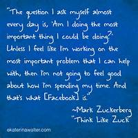 10 Popular Facebook Quotes 12 Most Profound From Facebook's