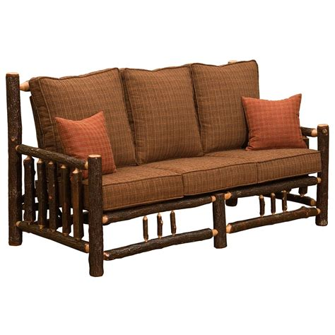 Cabin Sleeper Sofa by Wyoming Loveseat And Sleeper Sofa Cabin Place