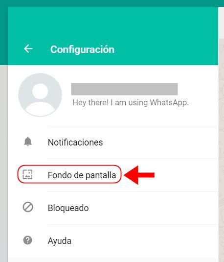 imagenes whatsapp ordenador c 243 mo cambiar fondo de pantalla de whatsapp desde