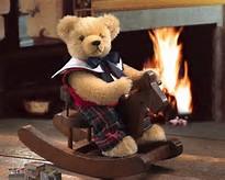 Little Cute Teddy Bear