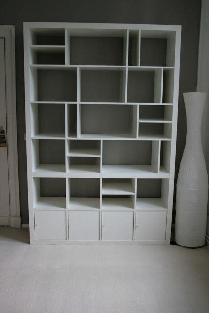 ikea hackers 2x2 2x4 4x4 my re structured expedit