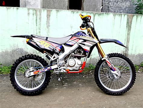 Motor Kawasaki Klx modifikasi motor klx modifikasi motor kawasaki honda yamaha
