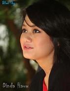 Foto Dinda Hauw - Artis Cantik Pendatang Baru Indonesia   Saraung Blue ...