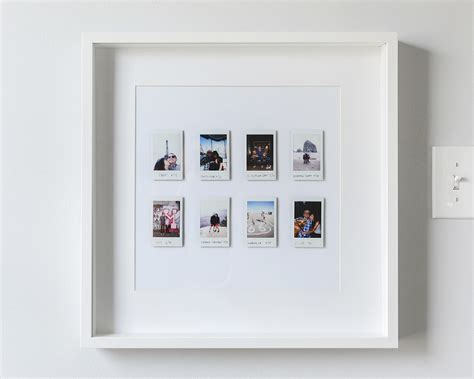 Home Decor Madison Wi by A Fun And Easy Instant Photo Display