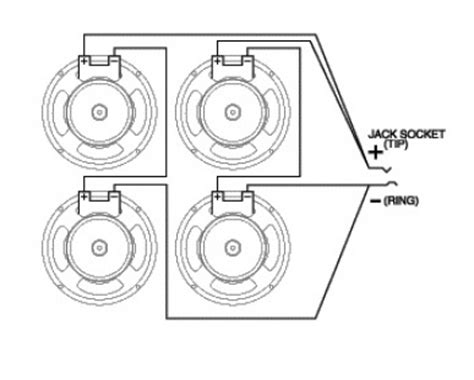 speaker wiring configurations celestion speaker world