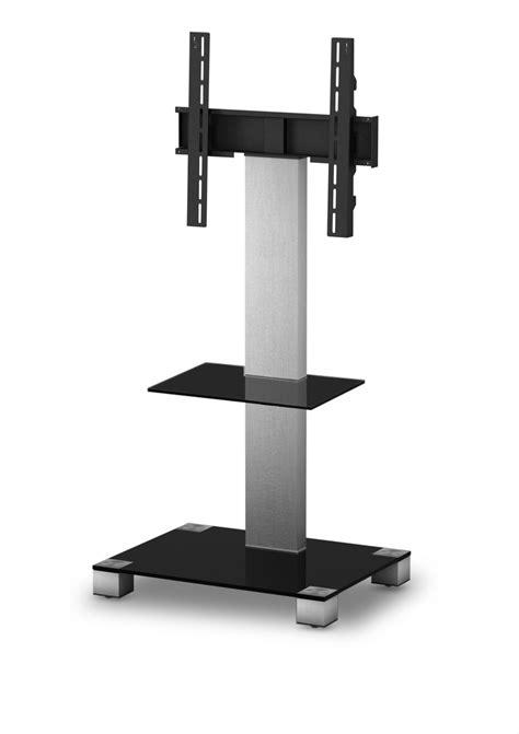 tv gestell rollen sonorous tv standfuss pl2515 b inx mit halterung