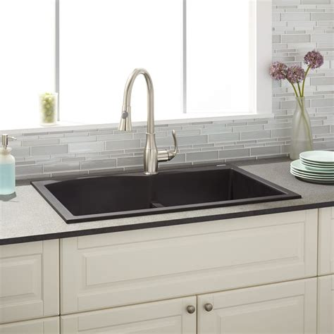 Kitchen Sinks Granite Composite Best 25 Granite Composite Sinks Ideas On Composite Sinks Glass Back Splash And