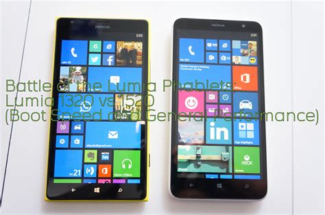 themes nokia lumia 1320 battle of the lumia phablets lumia 1320 vs 1520