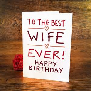 wife birthday cards gangcraft net