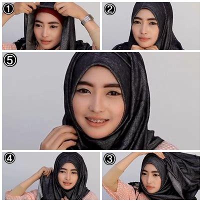 15 tutorial hijab pashmina wajah bulat simple jilbab 15 tutorial hijab pashmina wajah bulat simple jilbab