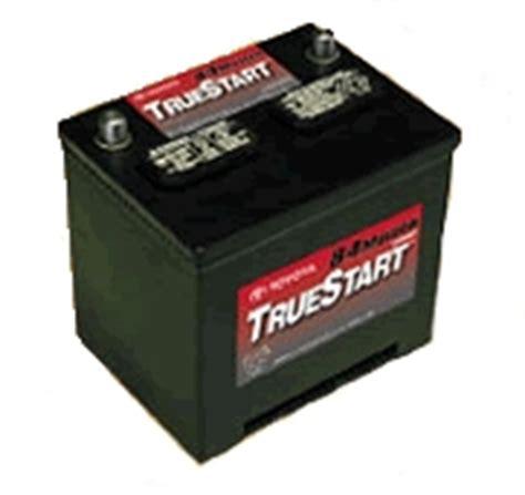 Toyota Truestart Battery Toyota True Start Battery On Sale At Certified Sales