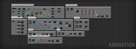 3d Blueprints unreal engine kim nguyen portfolio