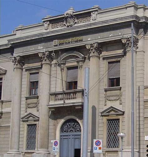 Banche Messina by Palazzo Della Banca Commerciale Italiana Messina