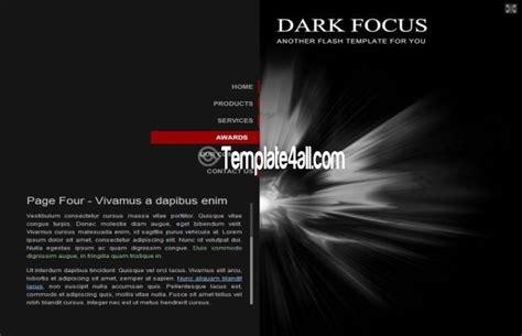 flash template free free vortex black flash template