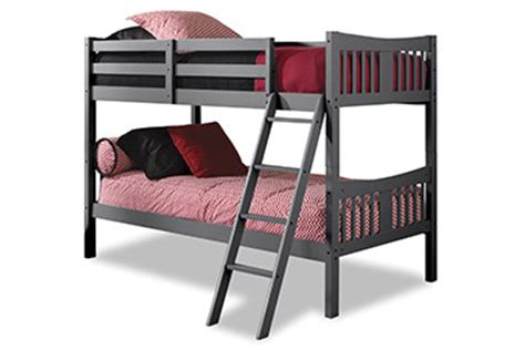storkcraft caribou bunk bed caribou solid hardwood twin bunk bed storkcraft youth beds