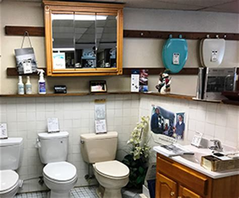 Plumbing Supply Showrooms by The Plumbery Home Center Carroll County Maryland Plumbing