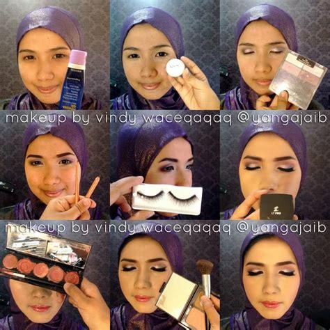 Make Up Wisuda Wardah tutorial make up wisuda