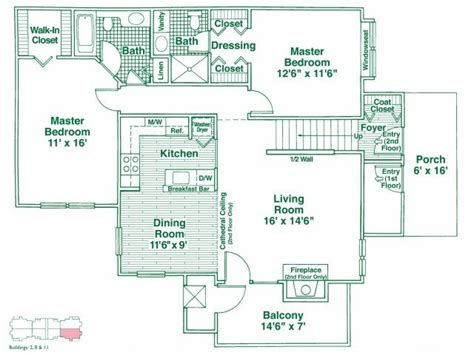 1 Bedroom Apartments In Southfield Mi by 9 Best Images About Green On Franklin Floor Plans