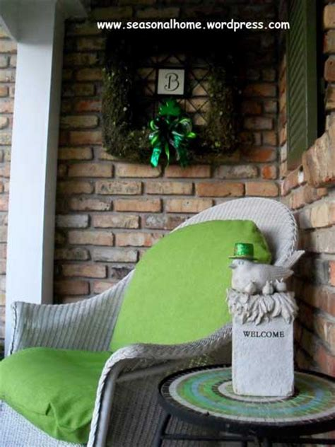 Home Plans With Porch by Front Porch Decorating For Holidays